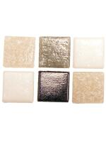 Glassteine Mosaik Joy moonlight mix 10x10