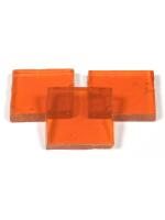 Glas Mosaik Tiffany orange 10x10 200g
