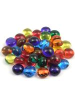 Glasnuggets Mosaik Nugget bunt-mix 10-12mm