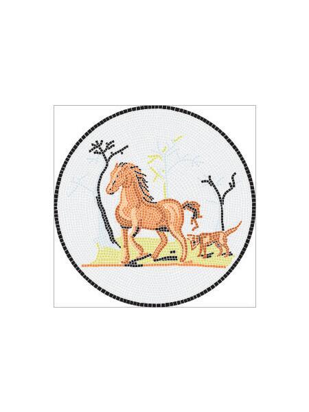 Mosaik-Vorlagen Vorlage Pferd I günstig kaufen | Mosaik-Shop, 8,90 €
