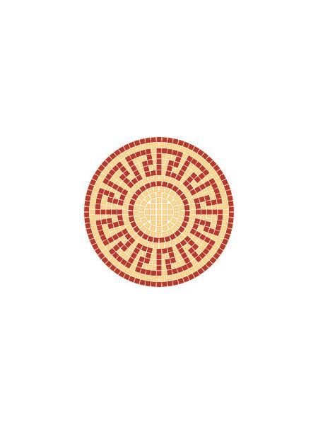 Mosaik Vorlagen Blumen 30 30x30cm Amazon De Kuche Haushalt 0