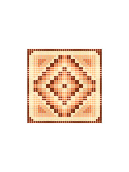 Mosaik Vorlagen Malta 40 40x40cm Gunstig Kaufen Mosaik Shop 5 40